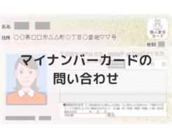 マイナンバーカード(公的機関)