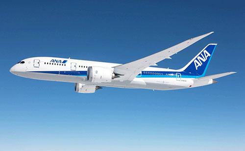 ANA (全日本空輸)